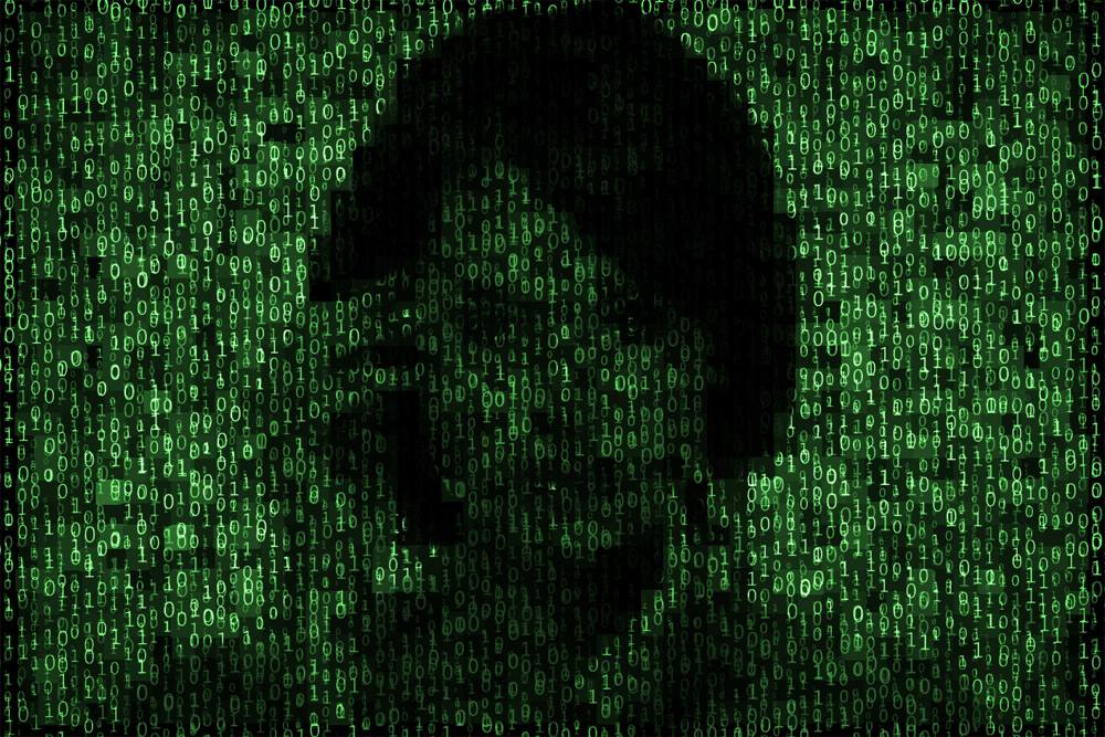 Matrix Portrait